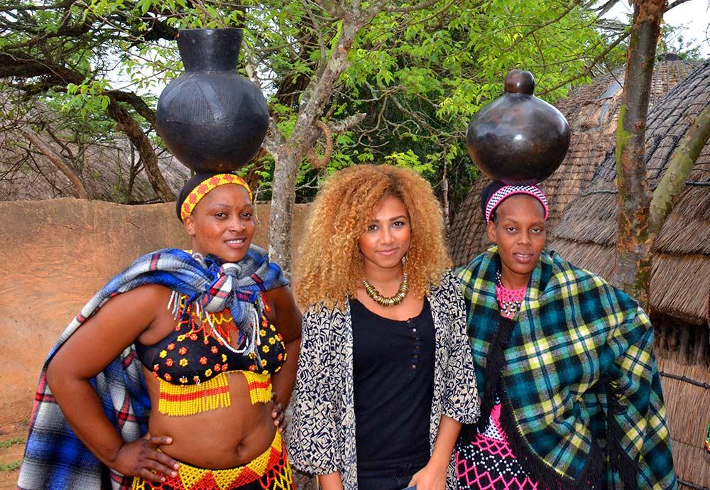 Zulu Safaris DURBAN South Africa - Shakaland Zulu Village & Dlinza Forrest