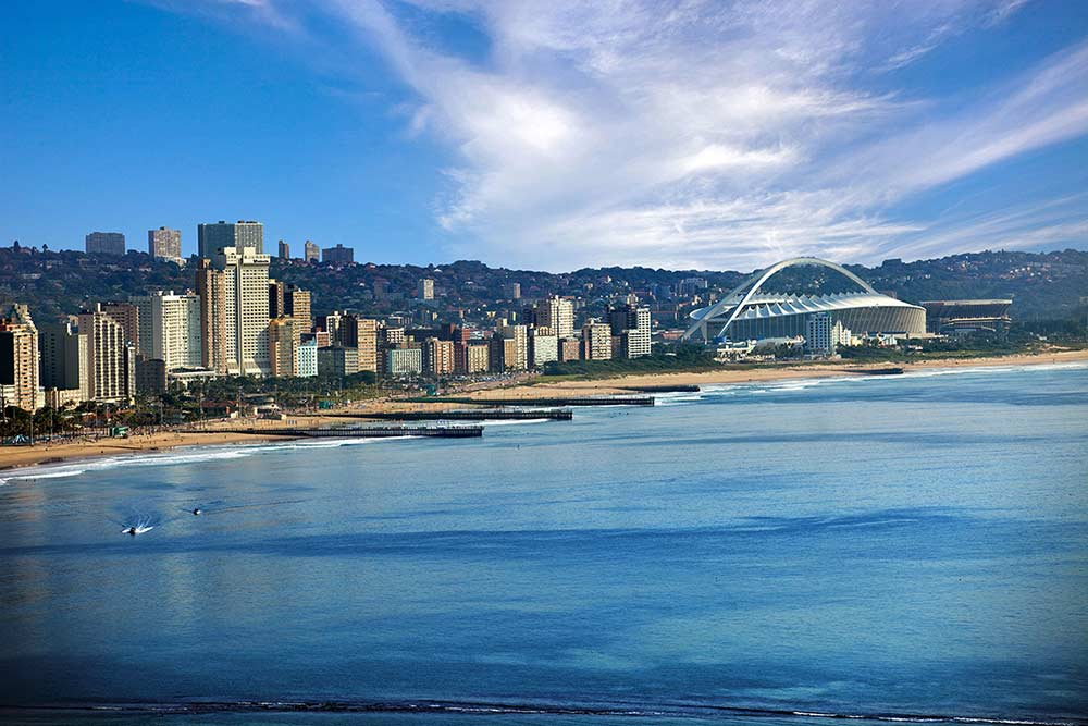 Zulu Safaris - DURBAN South Africa - Durban City Half Day Tour