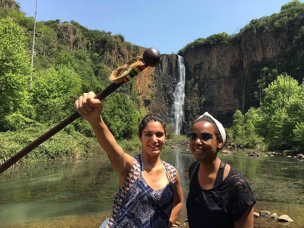 Zulu Safaris - DURBAN South Africa Half Day Safari from Durban - Nelson Mandela Capture Site Tour