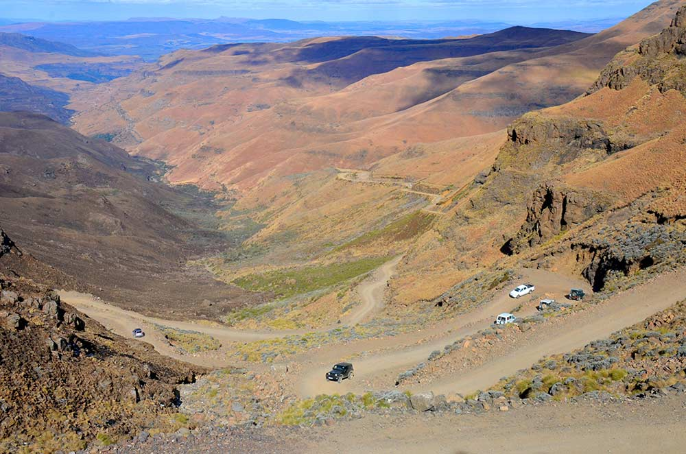 Zulu Safaris - DURBAN South Africa Half Day Safari from Durban - Sani Pass Tour